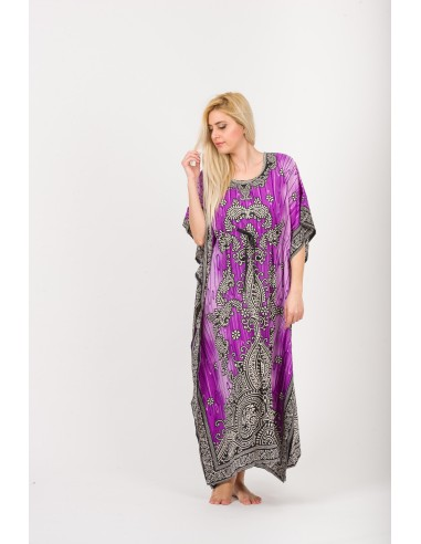 KAFTAN WITH ADJUSTER - MMF SILK TOUCH